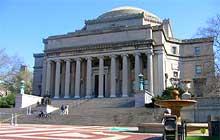 Université de Columbia : New York
