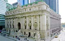 U.S. Custom House : New York