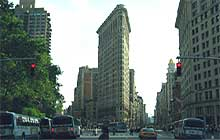 Flatiron Building : New York