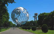 Flushing Meadows Corona Park : New York