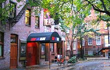 Greenwich Village : New York