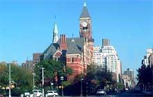 Jefferson Market Courthouse : New York