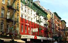 Little Italy : New York