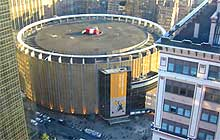 Madison Square Garden : New York