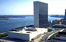 Organisation des Nations Unies : New York