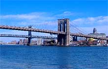 Le Pont de Brooklyn : New York