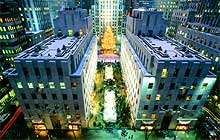 Rockefeller Center : New York