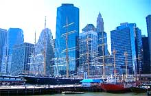 South Street Seaport : New York